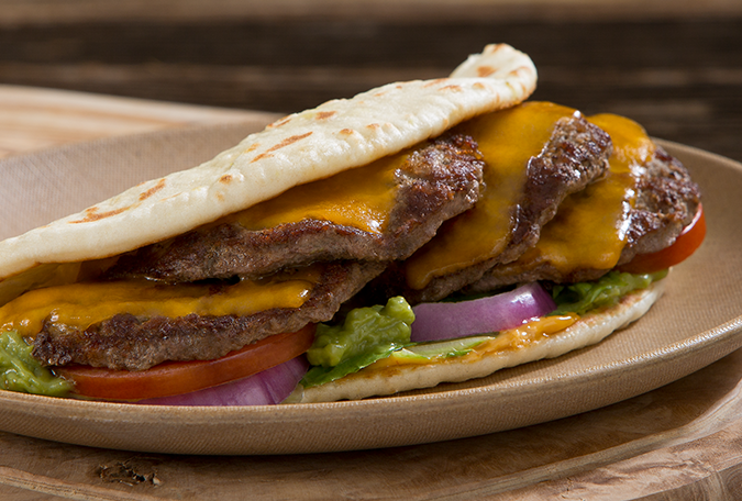 California Pita Burger