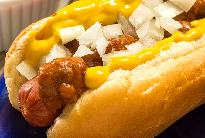 Old-Fashioned Hot Dog