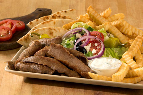 Traditional Greek Favorites